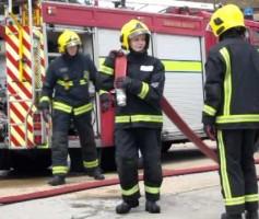 Curso de Formação de Brigada de Incendio
