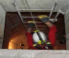 Curso Segurança na Limpeza de Caixa D-Agua NR-33